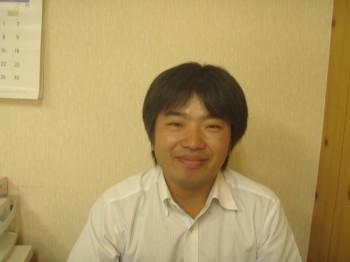 飯塚教室長 写真